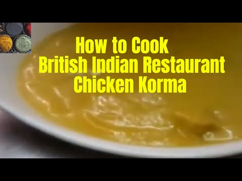 En Korma Indian Cooking Pabda20