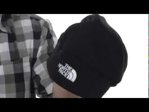 0b92292e3f8 The North Face Ascent Beanie SKU  7780340 - YouTube