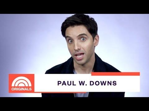 'Broad City' Star Paul W. Downs Impersonates Abbi And Ilana And Talks Final Season   TODAY Originals