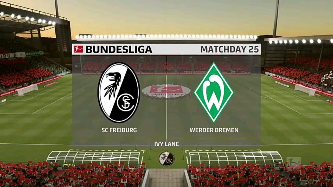 Werder Vs Freiburg