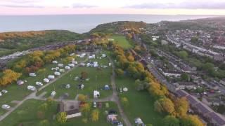 Hastings Camping 2015 - DJI Inspire 1