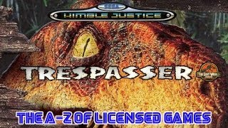 Jurassic Park: Trespasser (PC) + Jackass: The Game (PS2) Review - A-Z of Licensed Games