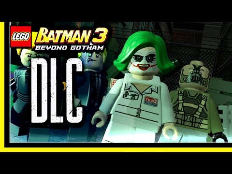 LEGO BATMAN 3 - DLC Dark Knight Trilogy