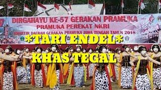 Download Video Ratusan Pelajar Tegal Sajikan Tari ENDEL di HUT Pramuka JATENG 2018 MP3 3GP MP4