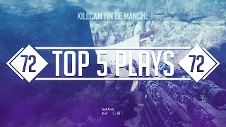 FaZe Rain - Top 5 Plays - Week 72 Powered by @ScufGaming