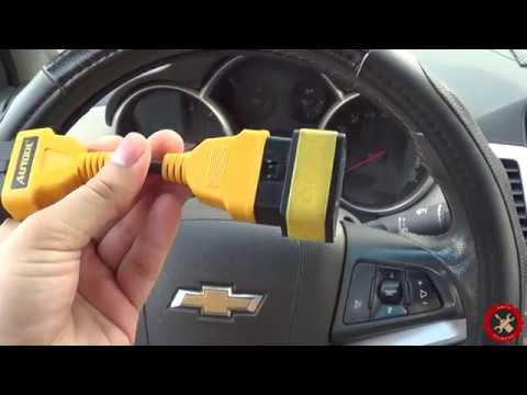 Chevrolet Cruze. Ошибка P080A. Адаптация сцепления через Launch X431 Pro