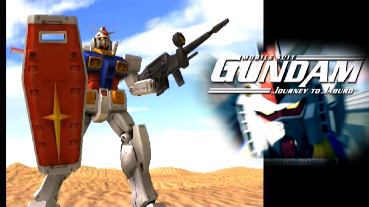 Mobile Suit Gundam Journey To Jaburo - Download game PS3 PS4 RPCS3