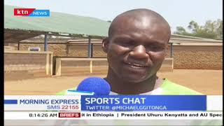 Sports Chat: Inmates launch prison league