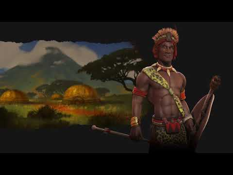 Zulu Theme - Medieval (Civilization 6 OST) | Shaka Mamba; Ha