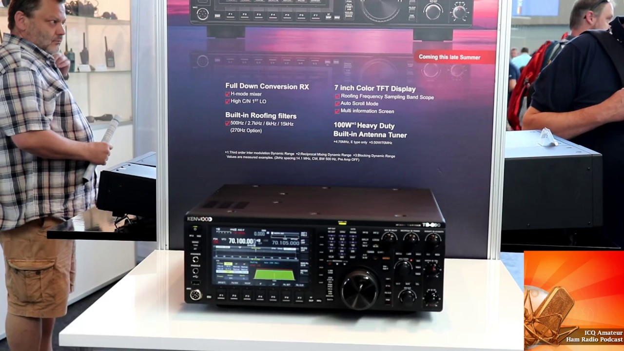 Kenwood Announces New TS-890s Amateur Radio Transceiver