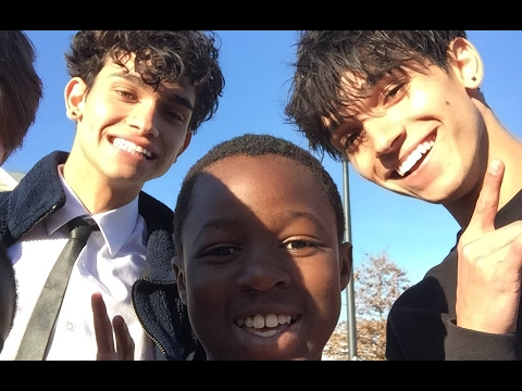 WERE ON THE HUNT FOR LUCAS AND MARCUS THE DOBRE TWINS!!!
