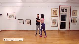 "Basic Slide | ""Dance Kizomba 
