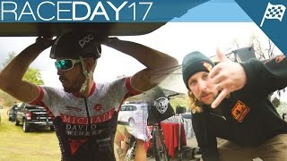 Race Day | Big Sandy Mountain Bike Race (a cycling race vlog)