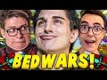 BEDWARS IN LIVE! w/ St3pNy, Surrealpower, Klaus e Solfieee
