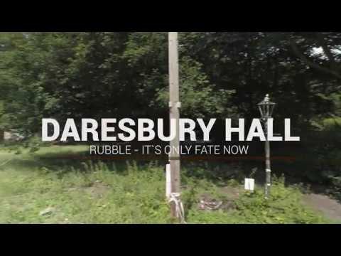 DARESBURY HALL - How It Is Now 2018