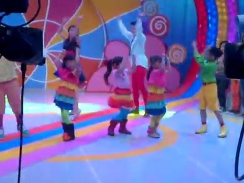 Beats dancer kumpul bocah