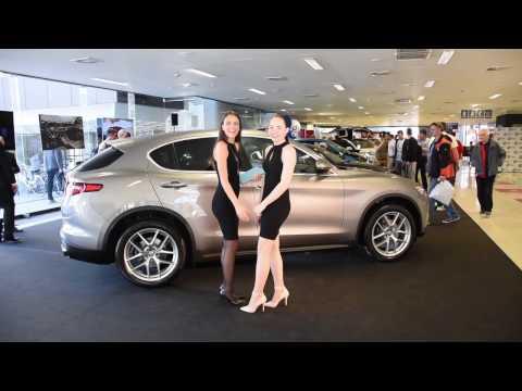 2017 Ljubljana Auto Show Video