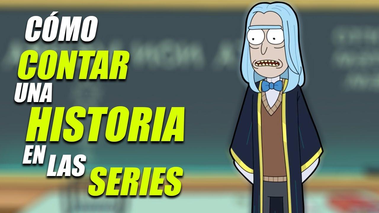 El círculo de la historia de Dan Harmon - Explicado en Rick y Morty