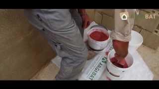 Hoe pleisteren met afwerkingspleister uit leem ? Argiline