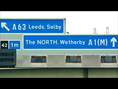 A tour of northern England in accents