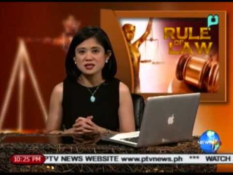 Rule of Law: What is bigamy? Who can be charged with it? || Oct. 8, 2014
