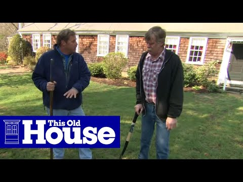 How to Repair Lawn Damage After Construction - This Old House