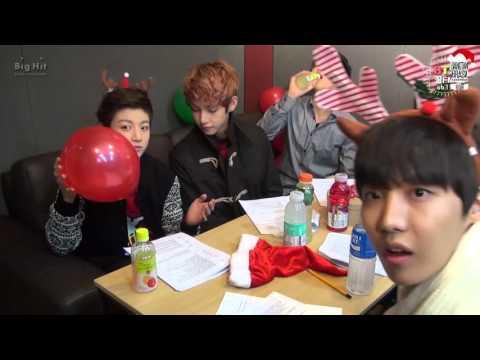 [BTS 꿀 FM 06.13] Um Natal muito feliz com o BTS! [Legendado PT-BR]