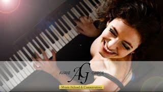 Μαθήματα Πιάνου & Αρμονίου | Θεσσαλονίκη || Ωδεία AVANT GARDE