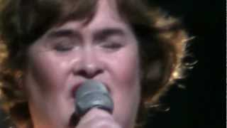 Susan Boyle in the I Dreamed a Dream Musical singing Who I Was Born to Be