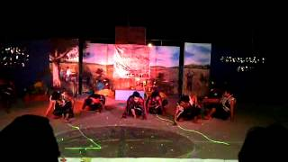 Body and Sound 2012 -Krumping