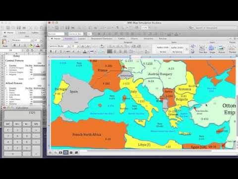 World War 1 Simulation Lesson Plan: Mobilization Of Forces