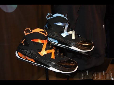 Video Look At The Air Jordan Melo M9 And M8 2012 Carmelo Anthony  www.defynewyork.com 2320b26ef