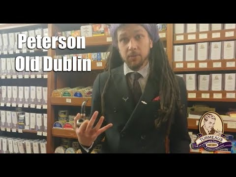 Turmeaus Tobacconist - Peterson Old Dublin