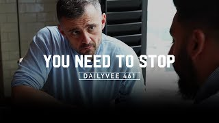 Why Judging Someone Is a Vulnerability | DailyVee 461 at VaynerMedia London, United Kingdom