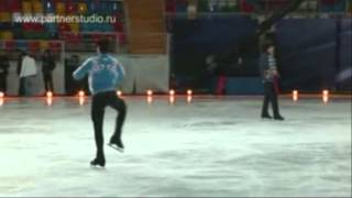 "Johnny Weir & Stephane Lambiel ""Немного жаль...."""