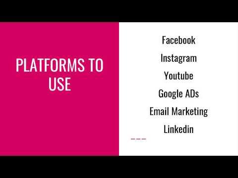 ELearning Startup - Case Study | Digital Marketing | Student Study