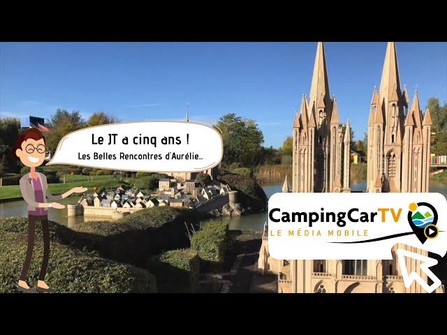 Tourisme en camping-car - France Miniature