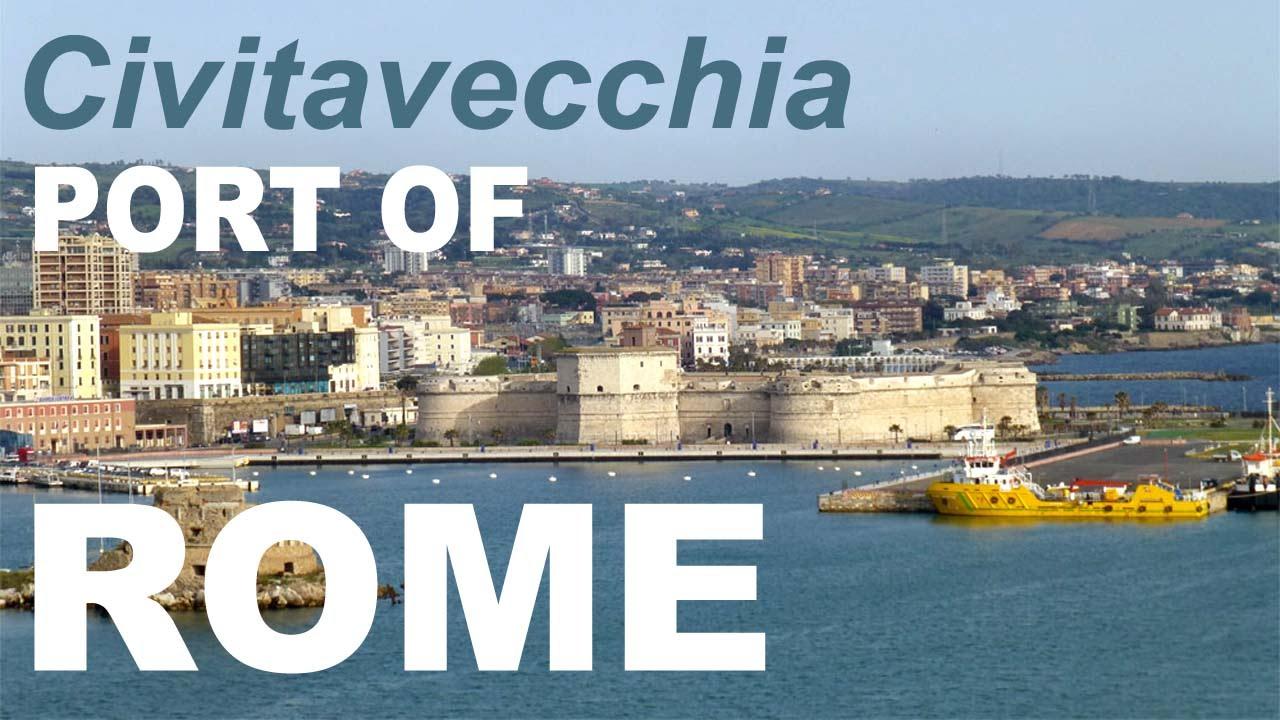 Civitavecchia Port Of Rome Cruise Port To Train Station Bus - Civitavecchia train station to cruise ship