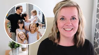 BEST Minimalist Parenting Advice: TEN MINUTES TOGETHER with Alisa Van Langeveld, PhD