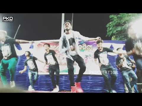 Lovely dance Group(Balangir) college Bali malmali || Josabanta Sagar || (PKDCREATION)