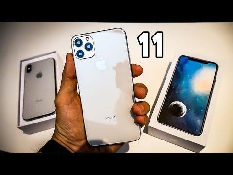 iPhone 11 Unboxing - Apple (clone)