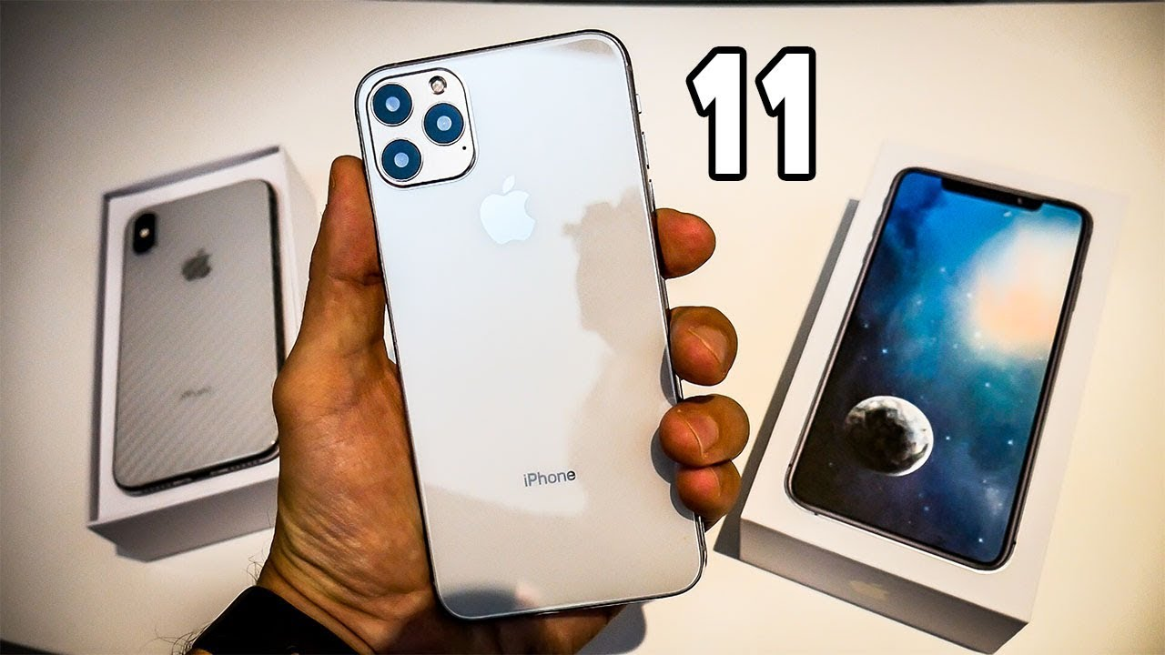 iPhone 11 Unboxing & Thoughts - Apple - YouTube