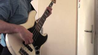Bass cover: If you can