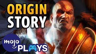 Origin Story of Kratos: God of War, Slayer of the Greek Pantheon