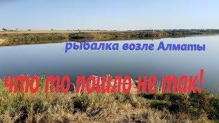 Рыбалка возле Алматы 72 часа все пошло не так 12 сектор 12 озеро База рыболов
