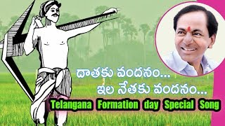 Telugutimes.net Telangana Formation day Special Song Written by Goreti Venkanna