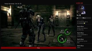 Resident Evil 5 coop @sidneyalbach