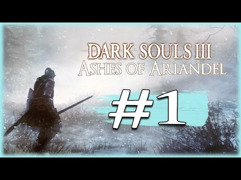 Dark Souls 3: Ashes of Ariandel - #1 Sofrência Voltou!! Gameplay PT-BR