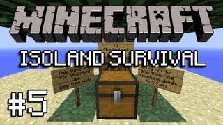 Minecraft: Isoland - Bölüm 5