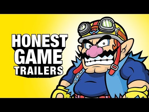 WARIOWARE (Honest Game Trailers)